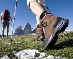 Tre escursionisti soccorsi