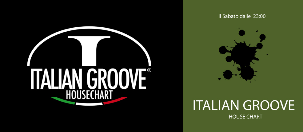 Italian groove house chart rnc radio nuoro centrale for Groove house music