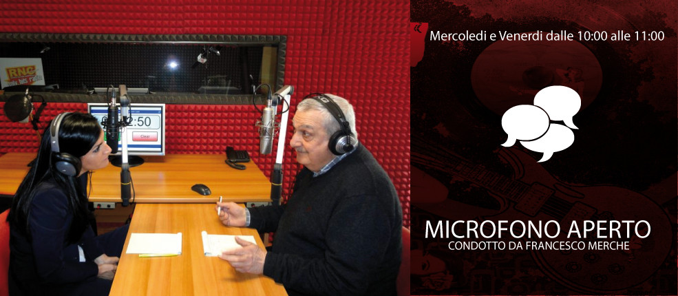 MICROFONO APERTO