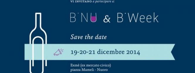 B'Week – 19, 20 e 21 Dicembre 2014   Exmè – Piazza Mameli Nuoro