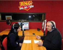 A Microfono Aperto ospiti in studio  la Prof.ssa Carla Rita Marchetti e il Prof.Salvatore Chessa