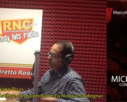 A Microfono Aperto ospite il giornalista Luciano Piras
