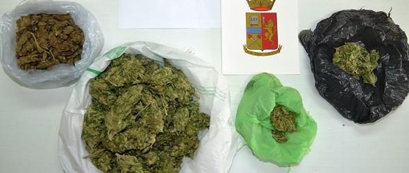 LANUSEI : Avevano droga in auto