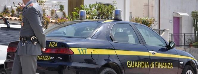 A SUNI (NU), La Guardia di Finanza scopre officina abusiva.