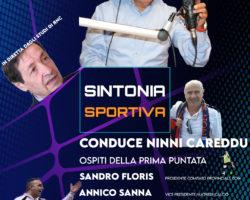 Venerdi 30 Ottobre alle ore 15.00 Sintonia Sportiva su RNC