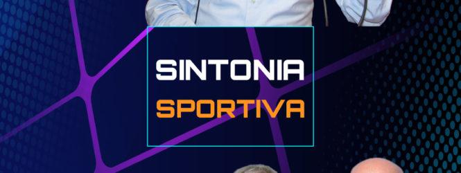 Ottava puntata di Sintonia Sportiva in diretta Live nella Visual Radio dalle 15