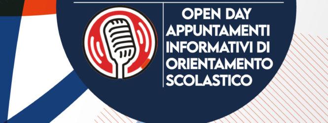 Open Day – Microfono Aperto Live in diretta radiofonica