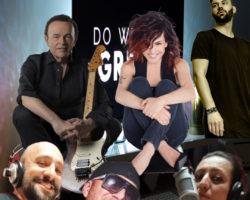 DODI BATTAGLIA/ALEXIA/USAI/CECE MC oggi in Diretta Radio dalle 19