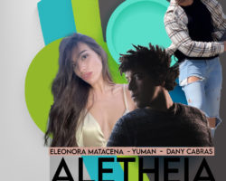 """""""ALETHEIA""""  ospiti: • Y U M A N (Cantante) • D A N Y C A B R A S (Re dei social) con Eleonora Matacena segui la diretta"""